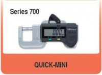 QUICK-MINI Micrometer Series 700