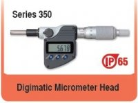 Digimatic Micrometer Head Series 350
