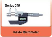 Inside Micrometer Series 345